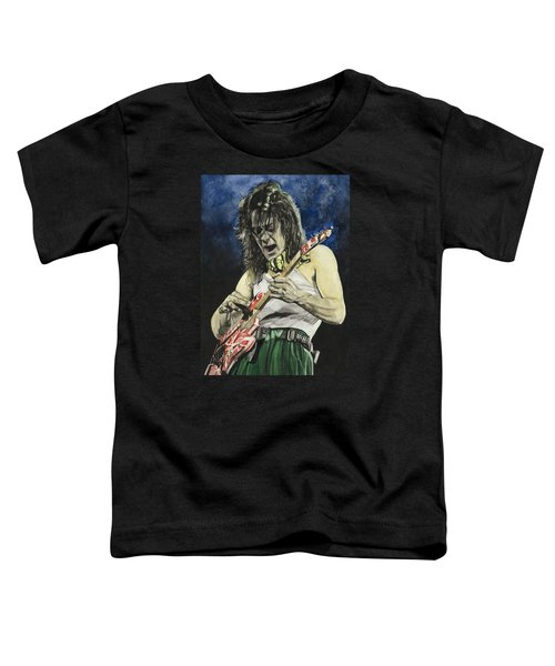 Eruption  Toddler T-Shirt by Lance Gebhardt