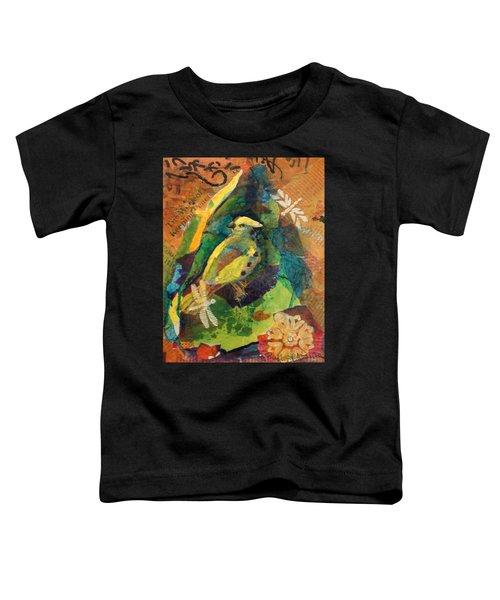 Garden Life Toddler T-Shirt by Buff Holtman