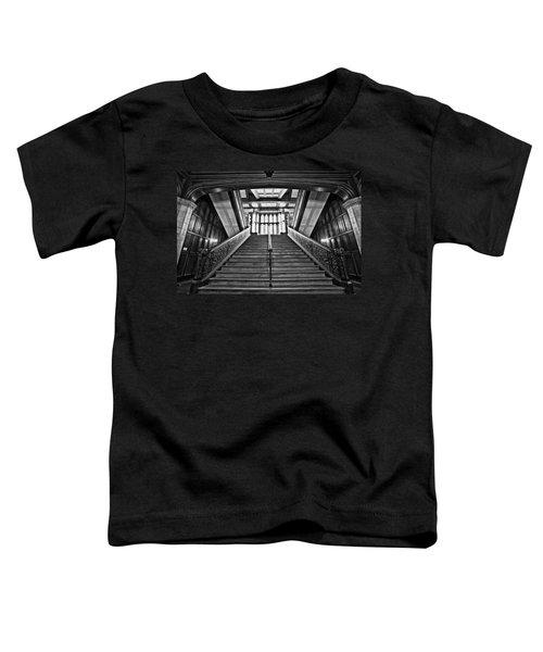Grand Case Toddler T-Shirt by CJ Schmit