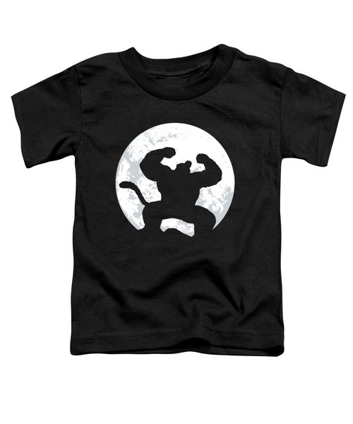Great Ape Toddler T-Shirt by Danilo Caro