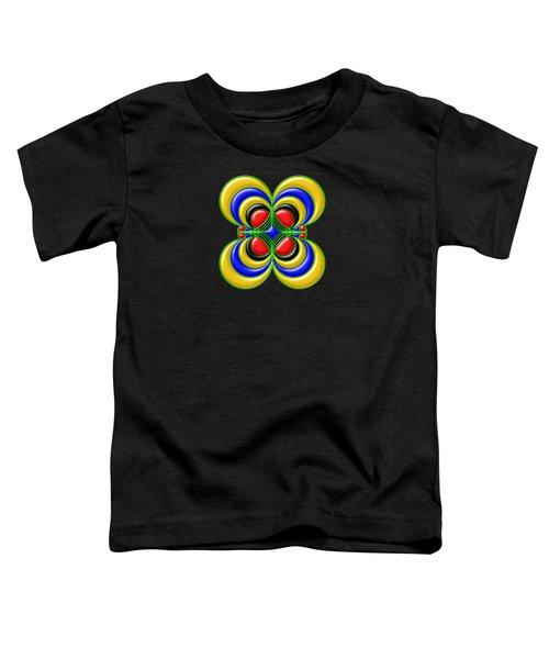 Hypnotic Toddler T-Shirt by Anastasiya Malakhova