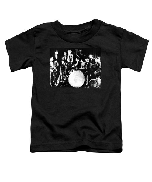 Jazz Musicians, C1925 Toddler T-Shirt by Granger