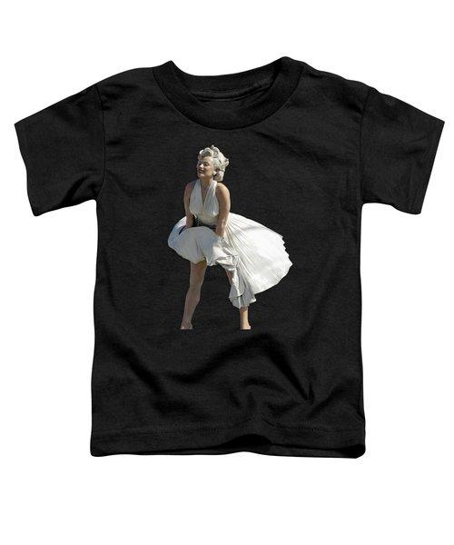 Key West Marilyn - Special Edition Toddler T-Shirt by Bob Slitzan