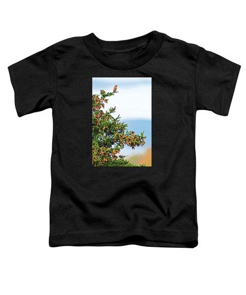 Out On A Limb # 2 Toddler T-Shirt by Matt Plyler