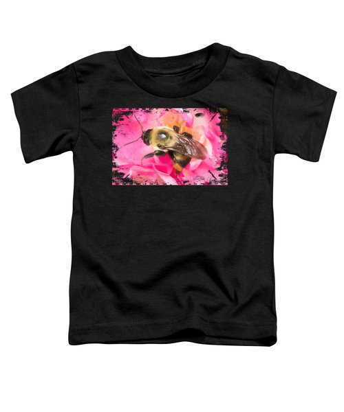 The Bees Are Back In Town Signature Series Toddler T-Shirt by Di Designs