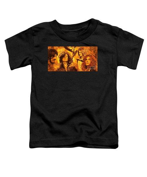 The Legend Toddler T-Shirt by Igor Postash