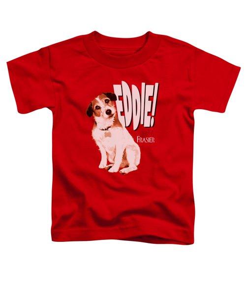 Frasier - Eddie Toddler T-Shirt by Brand A