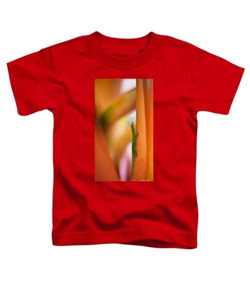 Island Friend Toddler T-Shirt by Mike Reid