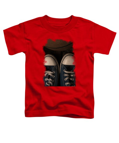 Time To Play Toddler T-Shirt by Eugene Campbell