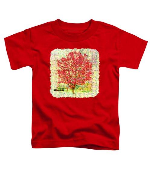 Autumn Musings 2 Toddler T-Shirt by John M Bailey
