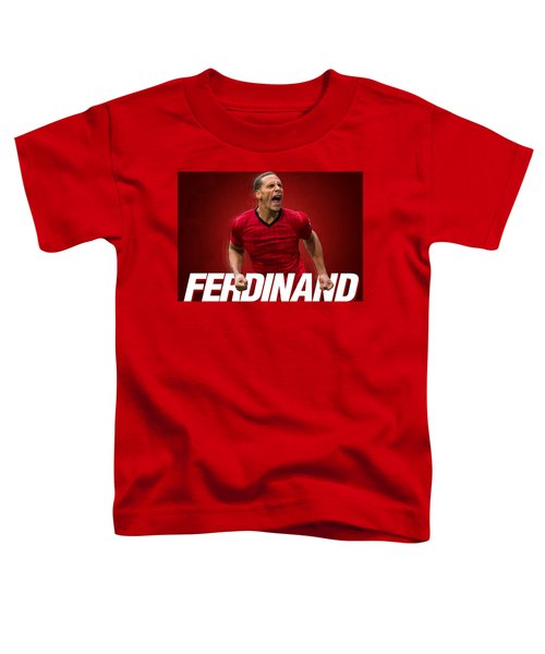 Ferdinand Toddler T-Shirt by Semih Yurdabak