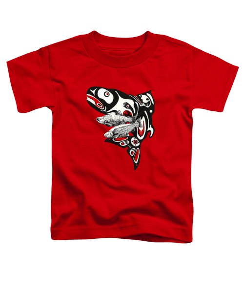 Quin'nat Toddler T-Shirt by Julio Lopez