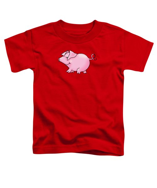 Sid Toddler T-Shirt by Deborah Runham
