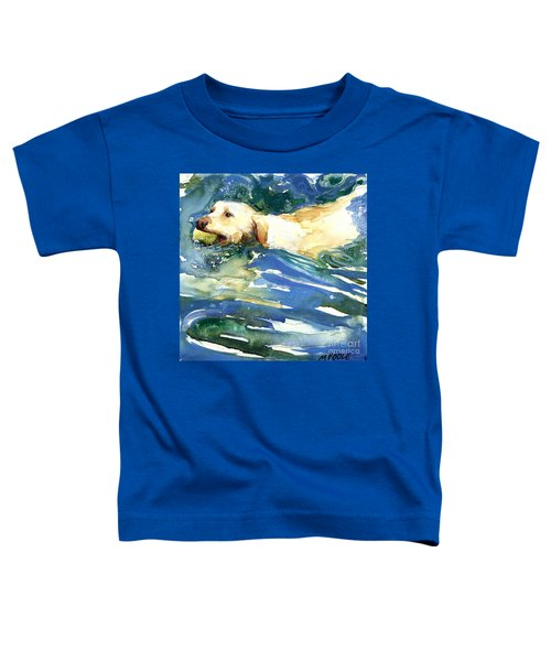 Lake Effect Toddler T-Shirt by Molly Poole