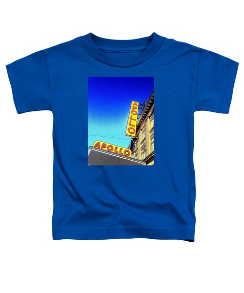 The Apollo Toddler T-Shirt by Gilda Parente