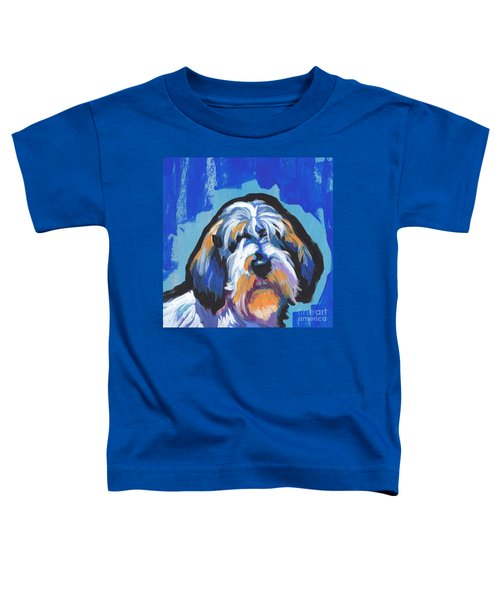All Rhymes Pbgv Toddler T-Shirt by Lea S