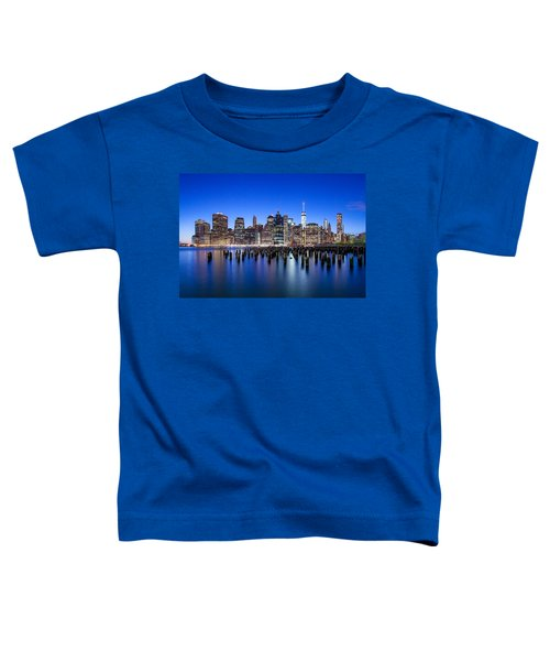 Inspiring Stories Toddler T-Shirt by Az Jackson
