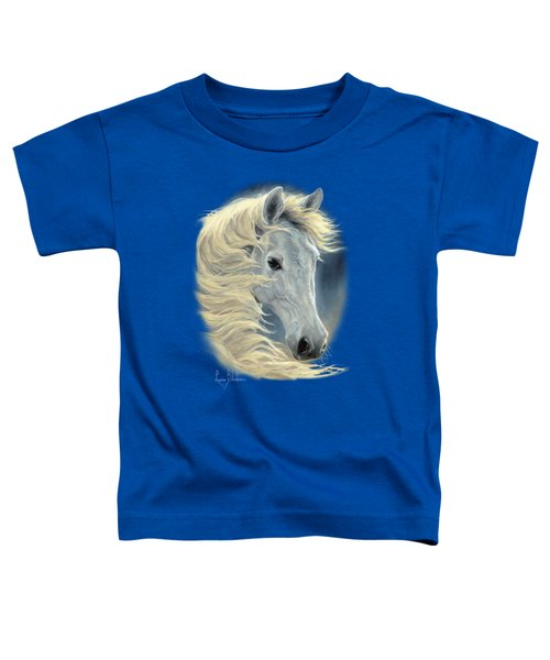 Midnight Glow Toddler T-Shirt by Lucie Bilodeau