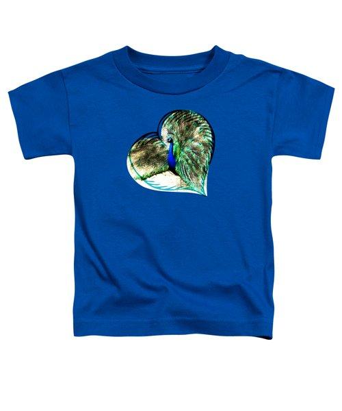 Show Off Toddler T-Shirt by Anita Faye