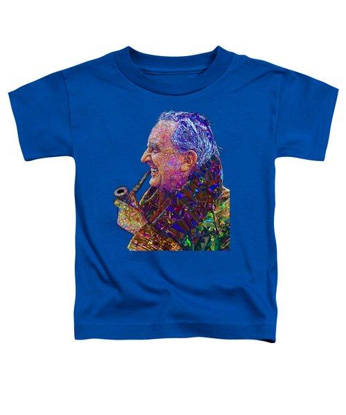 Tolkster T Toddler T-Shirt by Douglas Christian Larsen