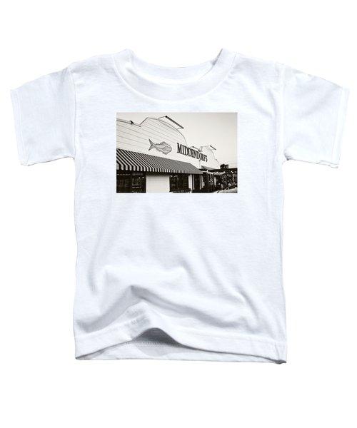 Middendorf's Toddler T-Shirt by Scott Pellegrin