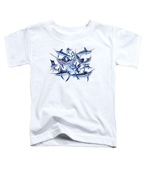 Bills Off0044 Toddler T-Shirt by Carey Chen