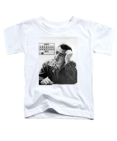 Caryl Chessman Toddler T-Shirt by Underwood Archives