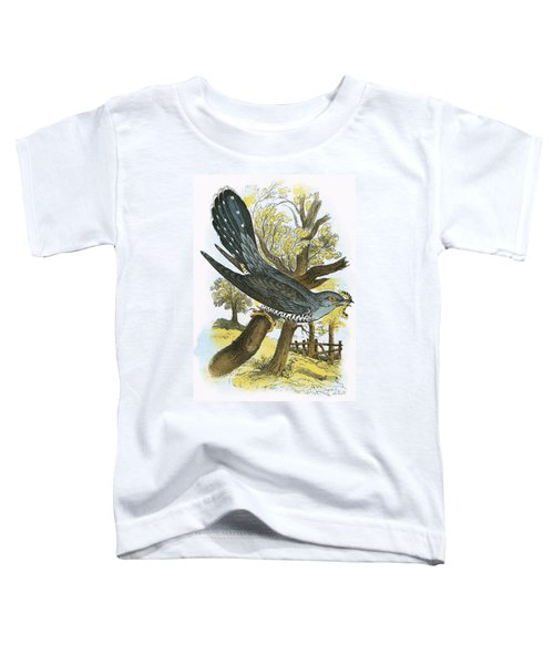 Cuckoo Toddler T-Shirt by English School