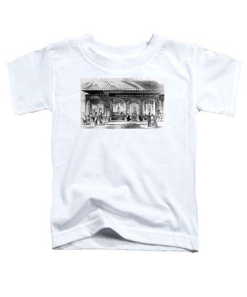 Goodyear Rubber Exhibit Toddler T-Shirt by Underwood Archives