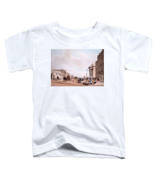 Hyde Park Corner, Looking Toddler T-Shirt by Thomas Shotter Boys