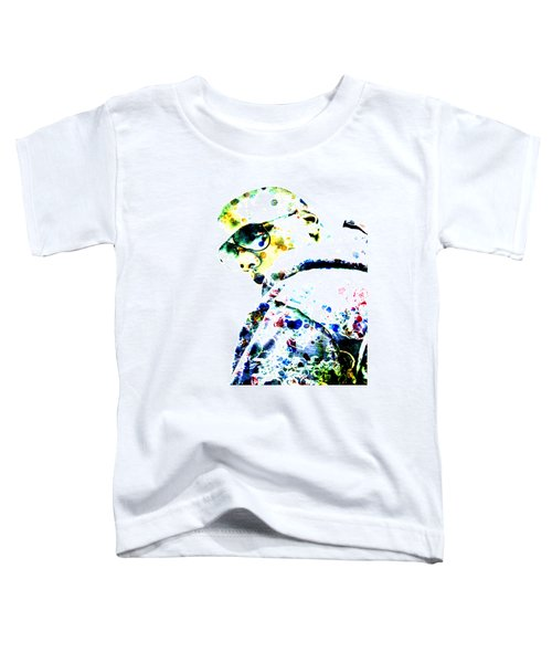 Jay Z Toddler T-Shirt by Brian Reaves