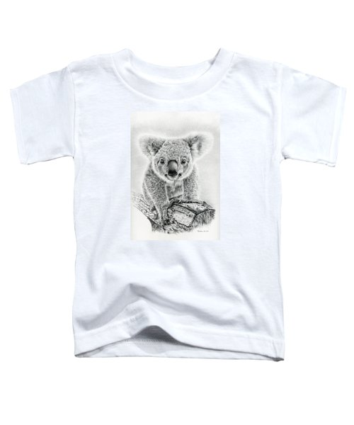 Koala Oxley Twinkles Toddler T-Shirt by Remrov