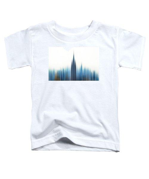 Moving An Empire Toddler T-Shirt by Az Jackson