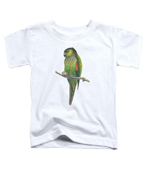 Rock Parakeet Toddler T-Shirt by Anonymous