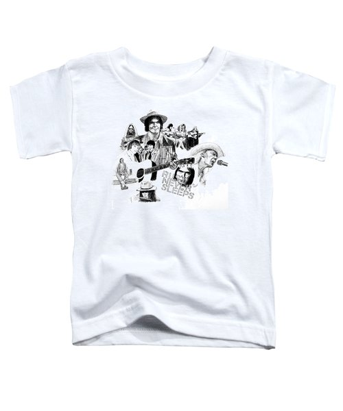 Rust Never Sleeps Toddler T-Shirt by Ron Enderland