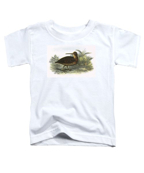 Woodcock Toddler T-Shirt by English School