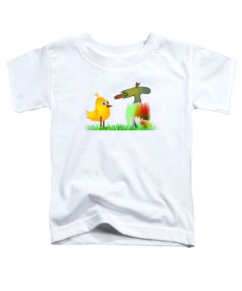 Close Encounters Of The Third Kind Toddler T-Shirt by Michal Boubin