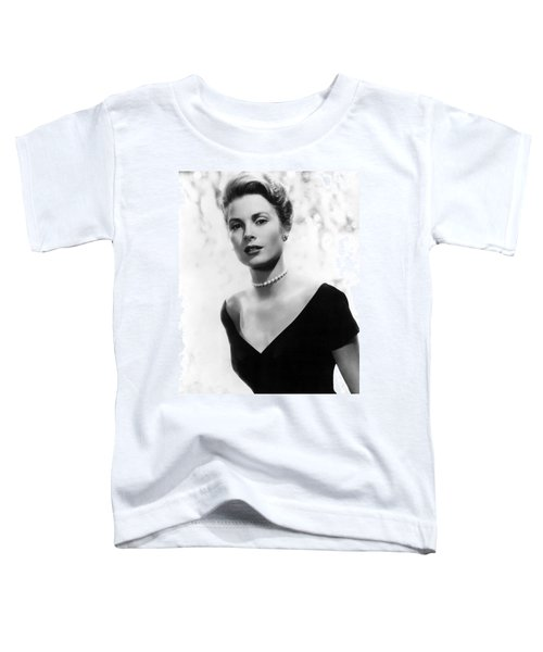 Grace Kelly Toddler T-Shirt by American School