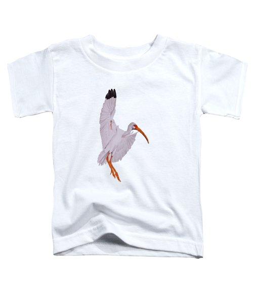 Ibis Landing Toddler T-Shirt by Gary Thomas