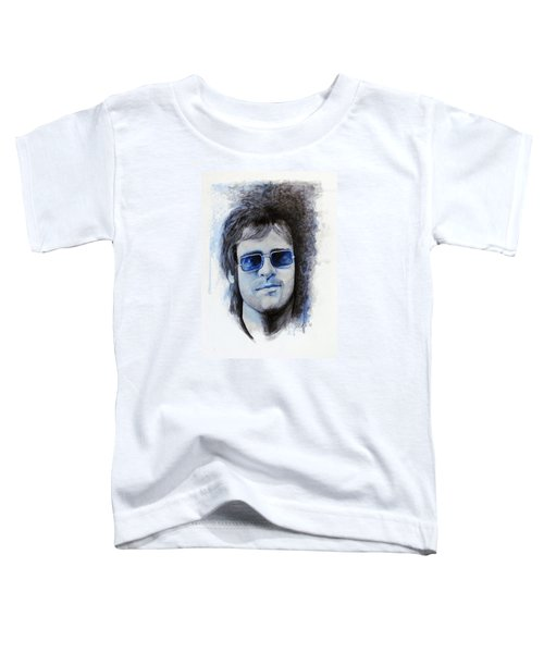 Madman Across The Water Toddler T-Shirt by William Walts
