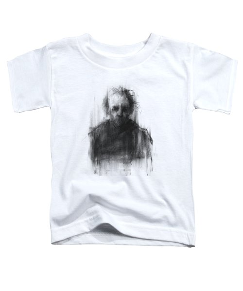 Simple Man Toddler T-Shirt by Bruno M Carlos