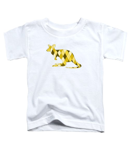 Kangaroo Toddler T-Shirt by Mordax Furittus