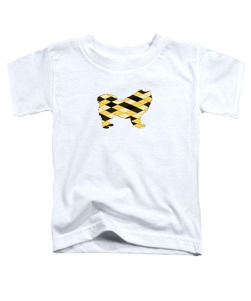 Samoyed Toddler T-Shirt by Mordax Furittus