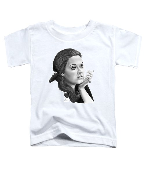 Adele Toddler T-Shirt by Murphy Elliott