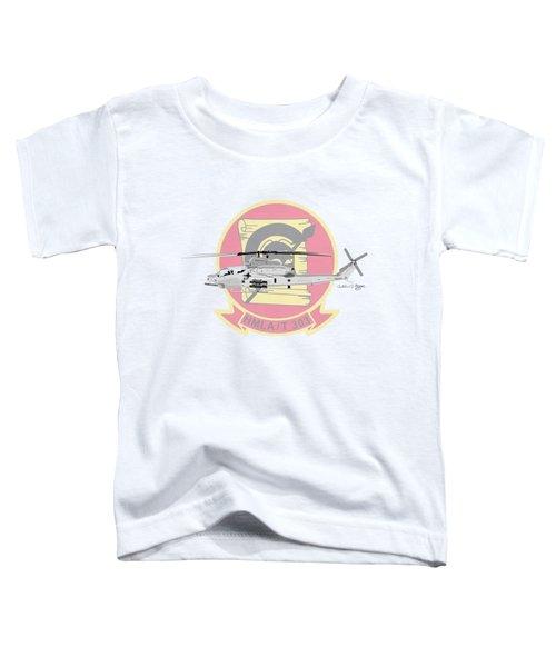 Ah-1z Viper Toddler T-Shirt by Arthur Eggers