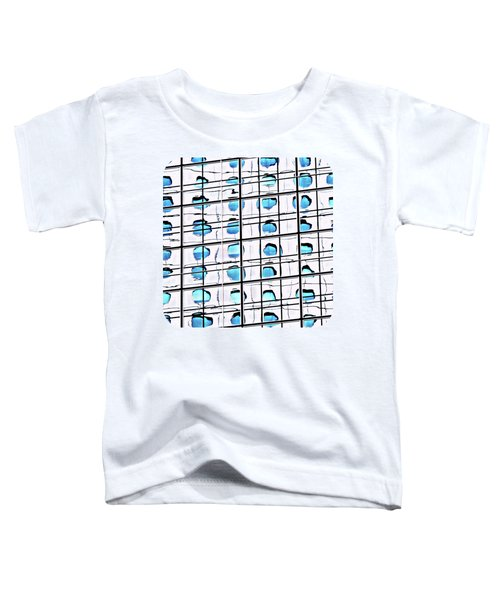A Reflection Of Jardine House Toddler T-Shirt by Ethna Gillespie