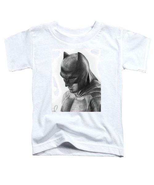 Batman Toddler T-Shirt by Artistyf