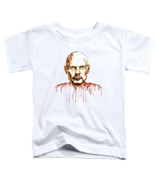 Billy Corgan Toddler T-Shirt by Marian Voicu