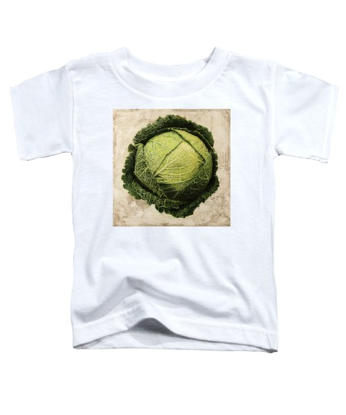 Checcavolo Toddler T-Shirt by Danka Weitzen