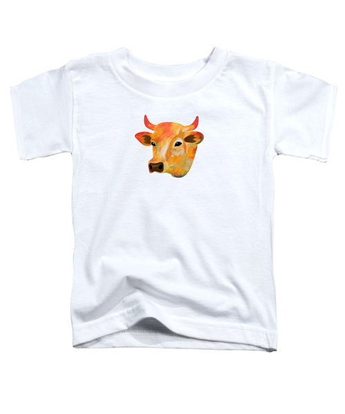 Dairy Queen Toddler T-Shirt by Art Spectrum